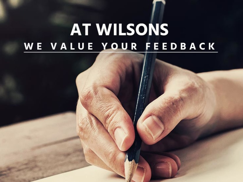 Wilsons Customer Care | Wilsons Group