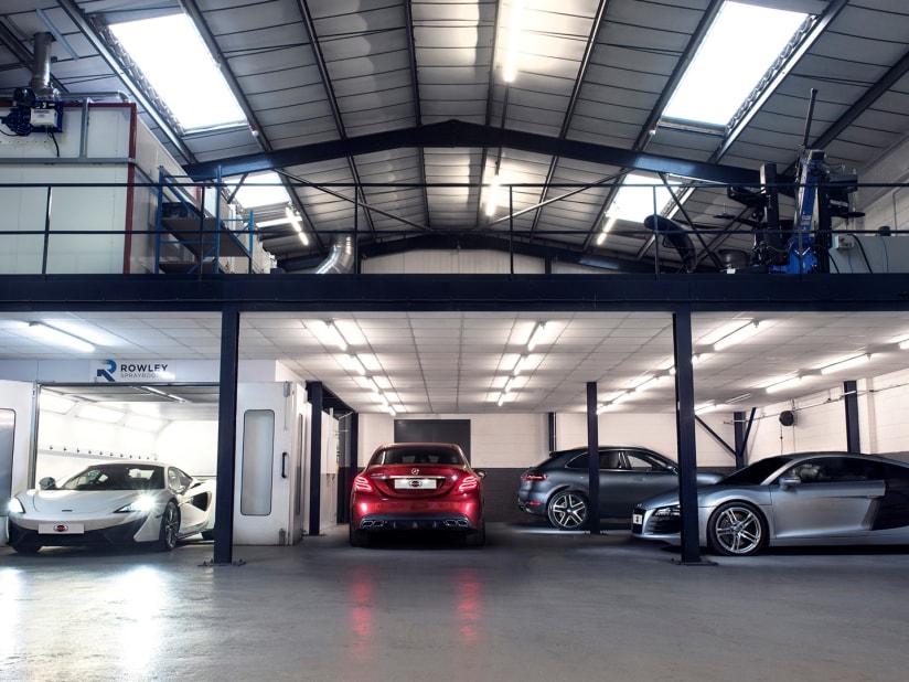 Car Body Shop >> Bodyshop Harrogate Gc Motors