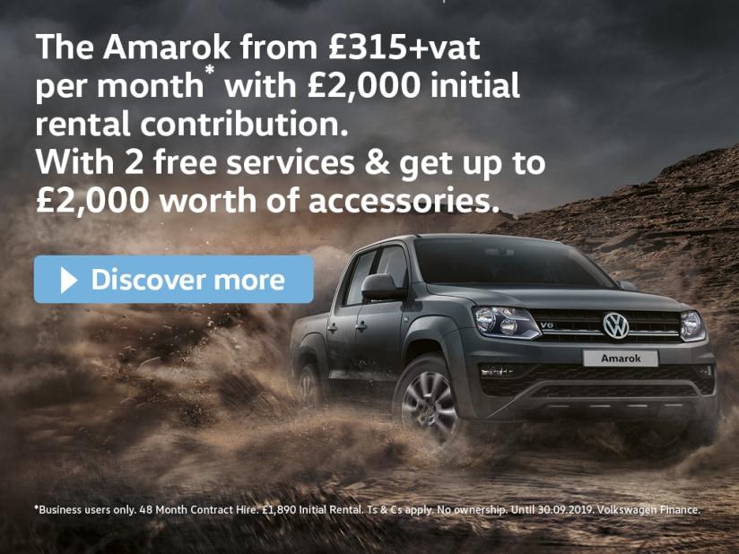 New Volkswagen Vans Offers | Northern Ireland | Donnelly