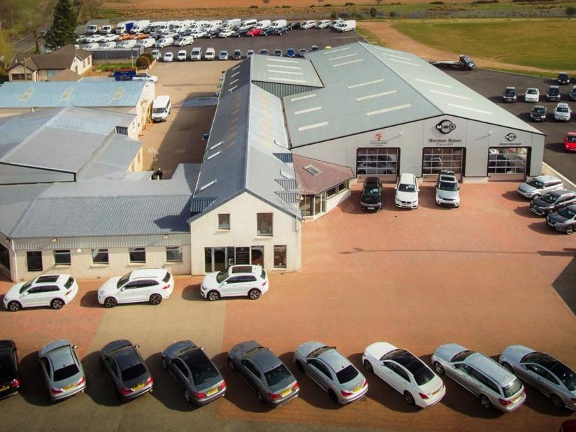 Used Car Dealer Aberdeenshire Morrison Motors