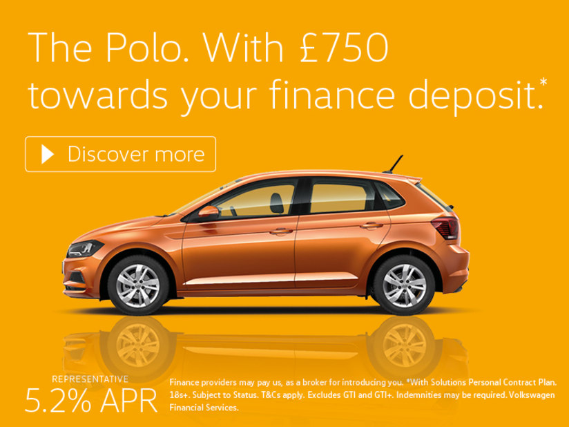 866ad35abc778b New Volkswagen Polo from only £199 per month with £199 Desposit