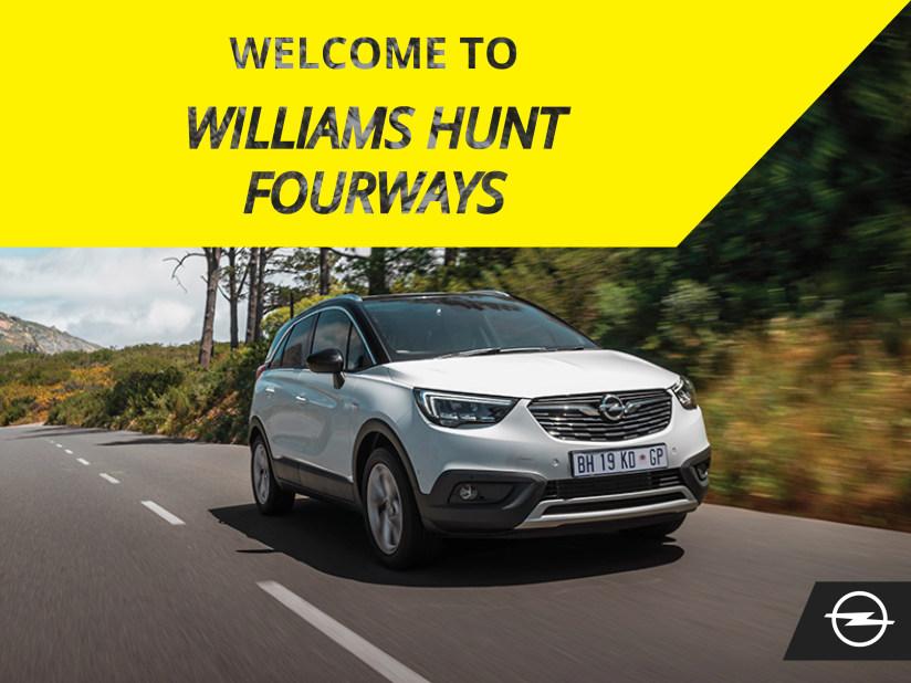 Buy Used Opel Chevrolet Car Dealer Williams Hunt Fourways