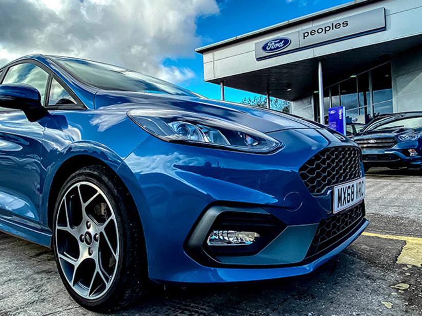 Ford Employee Programmes Edinburgh Falkirk Livingston And