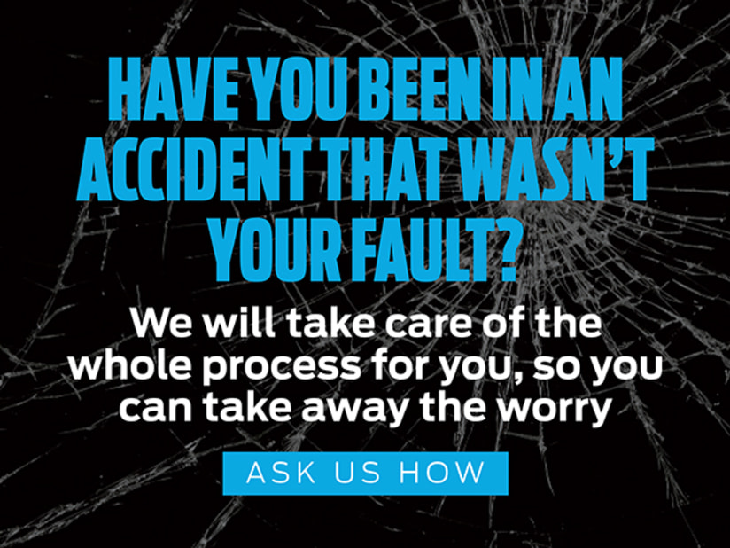 Accident Repair Centre | Cardiff, Swansea, South Wales | Bridgend Ford