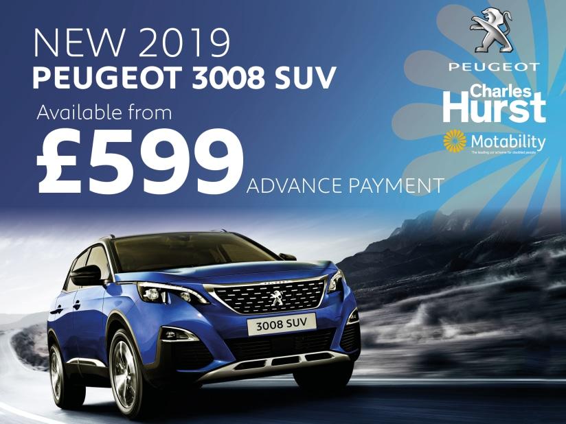 Peugeot Motability | Belfast | Charles Hurst Peugeot
