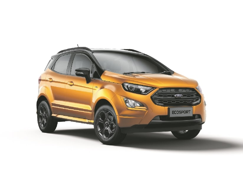 Ford Ecosport Offers Wellingborough Northamptonshire Central