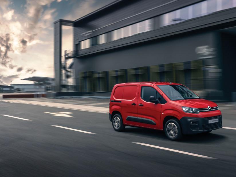 543a902aba The New Citroën Berlingo Van Has Been Named  Van of the Year  In The ...