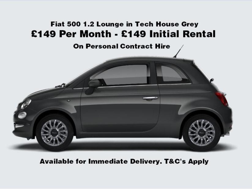 New Fiat 500 Pch Offers Ashford Canterbury Maidstone Lipscomb