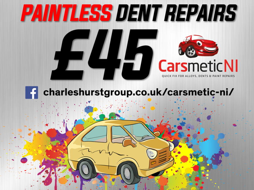 SMART Repairs | Wheels | Dents | Scratches | Carsmetic NI