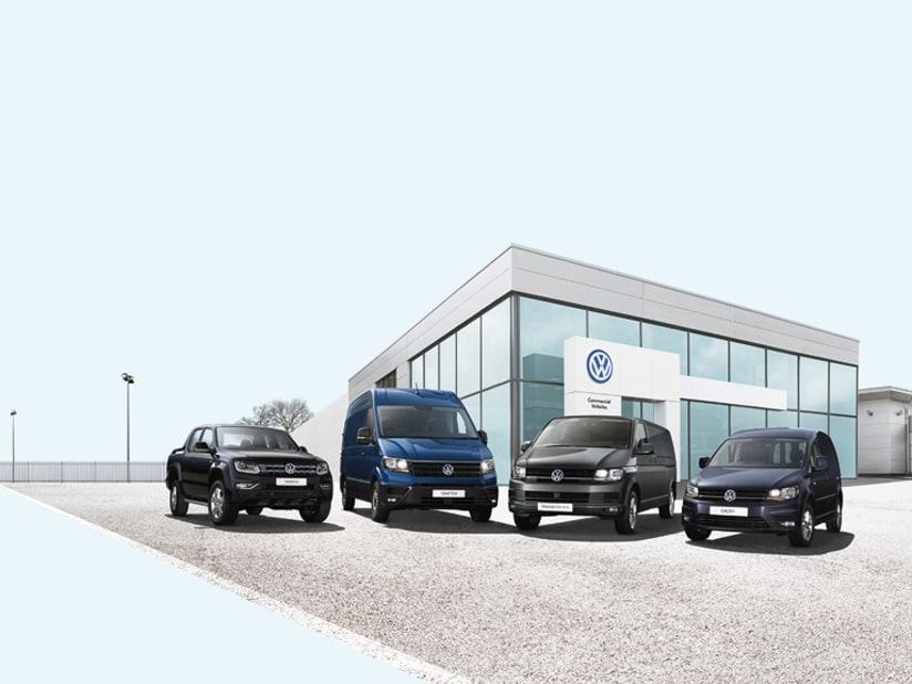 083beac243b7a8 Volkswagen Van Dealers Oxford