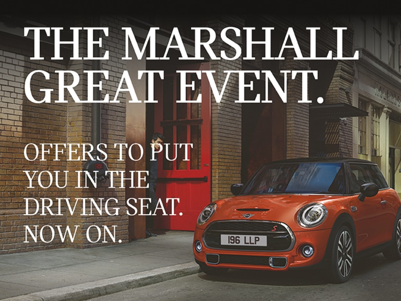 Used Mini Cars For Sale In Bournemouth Marshall Mini