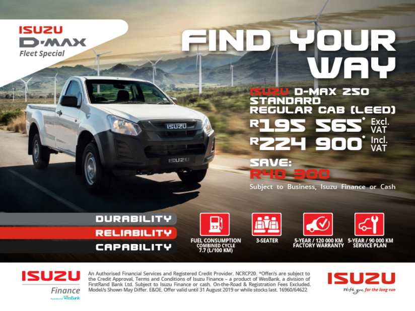 Isuzu Dmax Error Codes