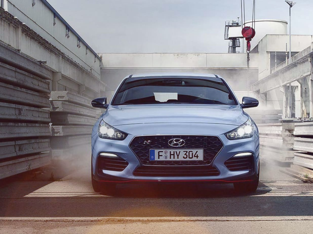 INTRODUCING THE HYUNDAI I30N Introducing The Hyundai I30 N U2013 The First In A  New Line Of High Performance Road Cars To Launch Under The Hyundai N  Sub Brand.