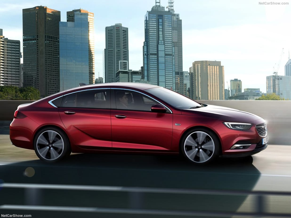 New Vauxhall Insignia Northern Ireland Charles Hurst Sports Car Grand Sport