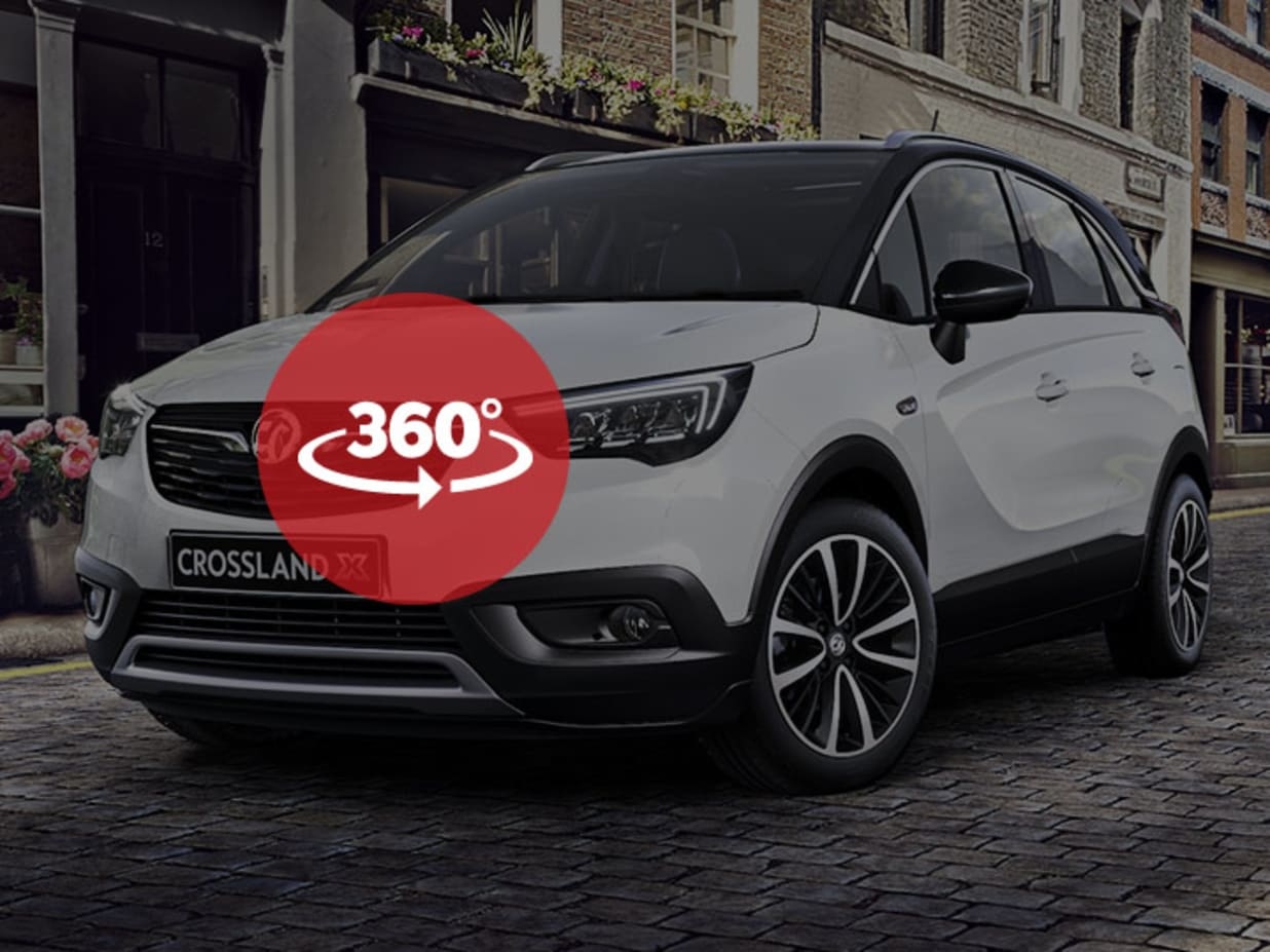 New Vauxhall Crossland X Cms Kidderminster Flexconnect Click Here To See The Exterior View
