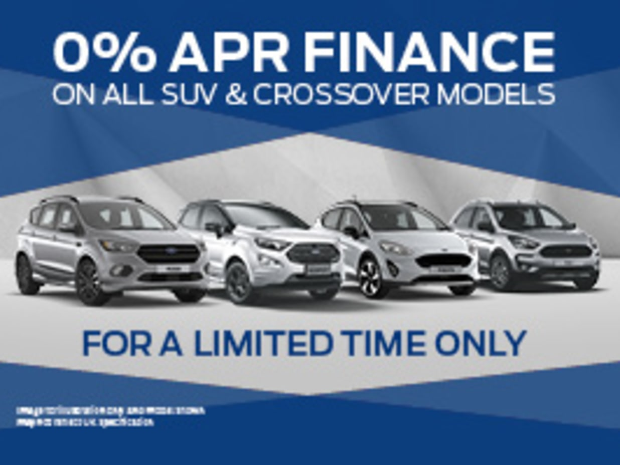 Lookers ford 0 apr crossover offer