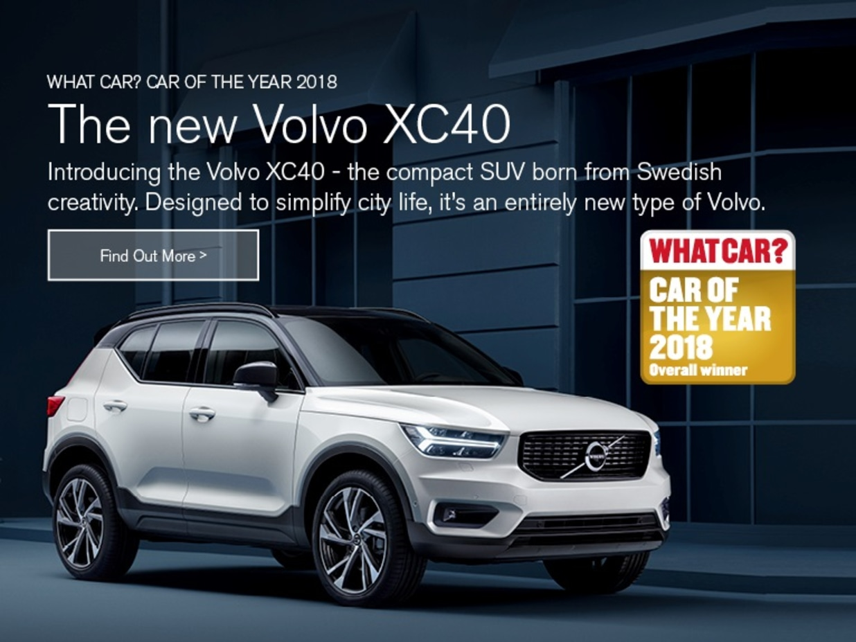 European Car Of The Year Volvo Xc40 Receives Five Star Rating In
