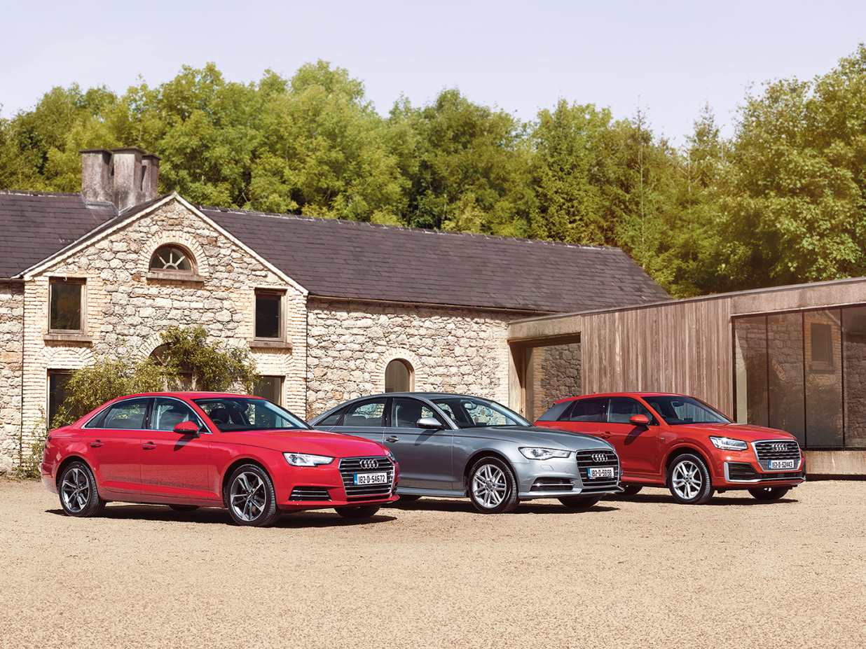 Audi Inspiration Sales Event Offers Equipment Packs Finance - Audi offers