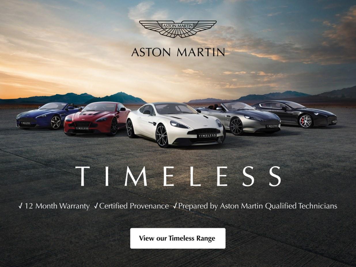 Used Aston Martin Offers Belfast Charles Hurst Aston Martin - Aston martin certified pre owned