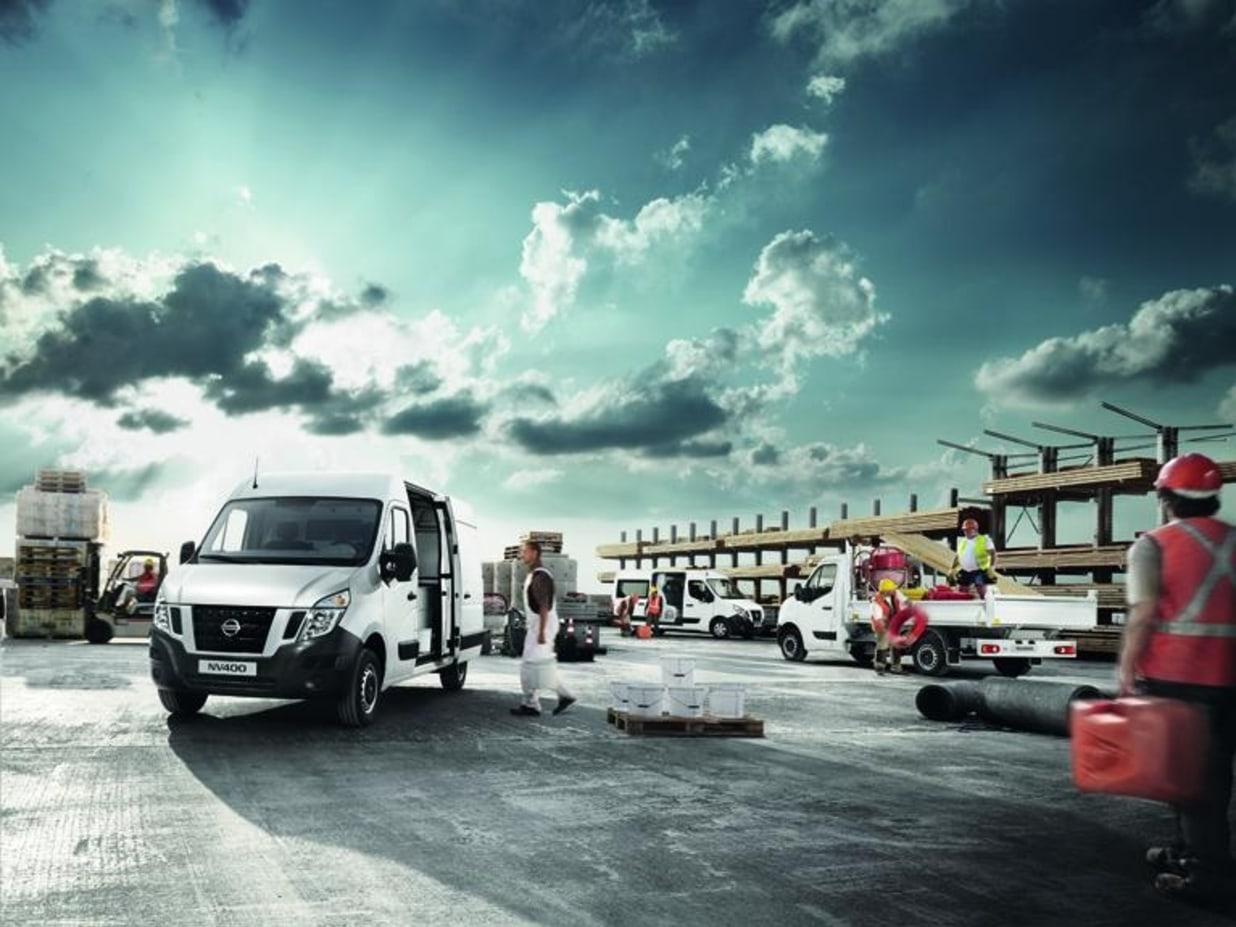 New Nissan Vans | Arbroath, Angus | Mackie Motors Nissan