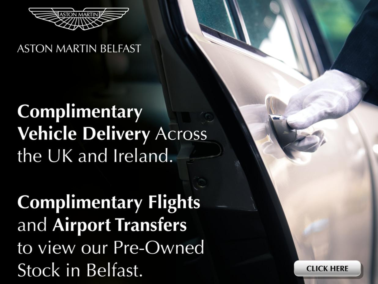 Used Aston Martin Cars Belfast Charles Hurst Aston Martin - Aston martin preowned
