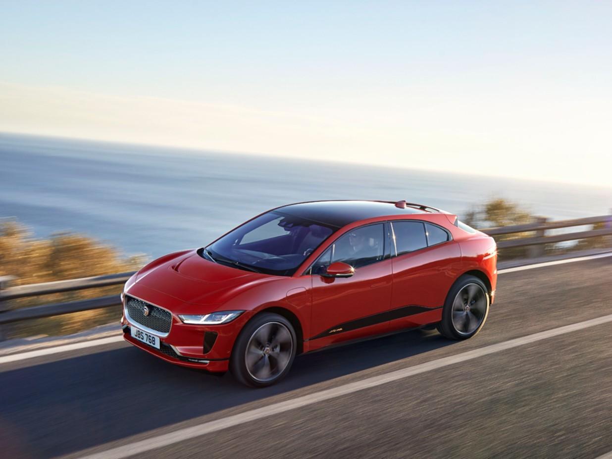 Introducing The New Jaguar I PACE