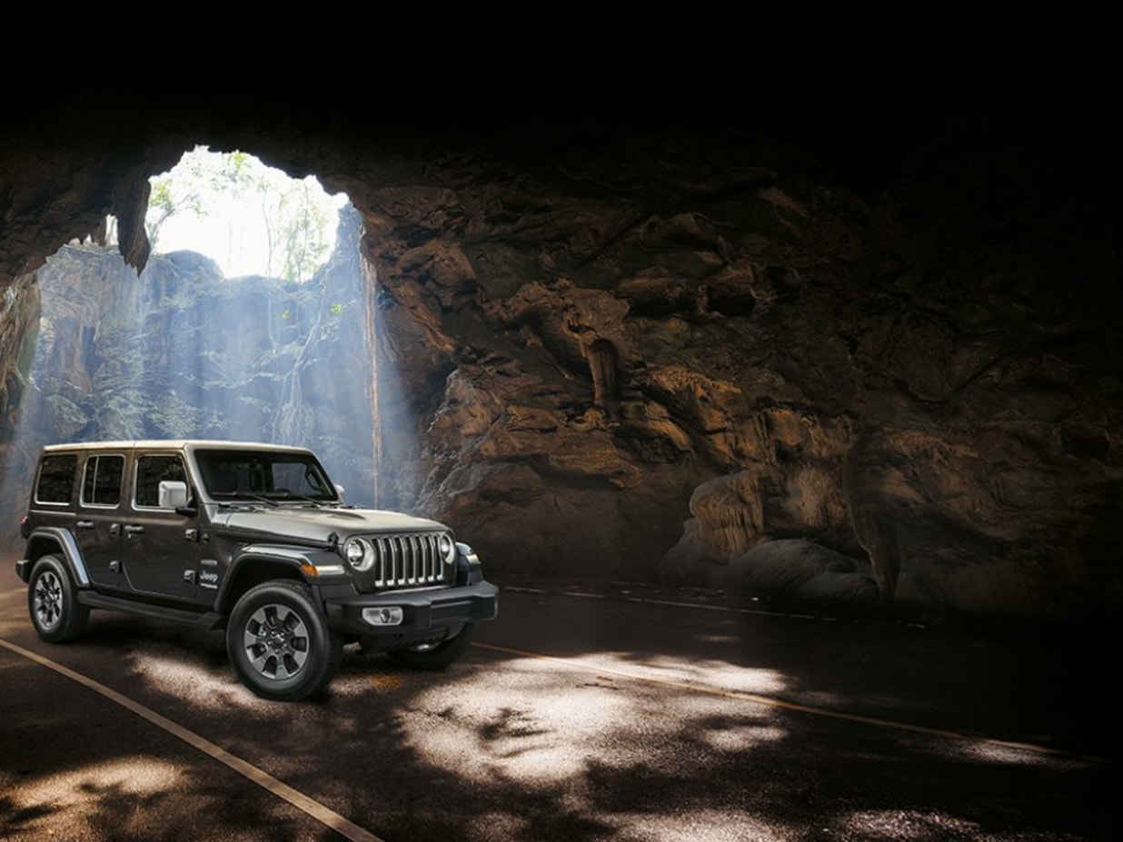 All New Jeep Wrangler Johnsons Parts Book The Most Capable Ever