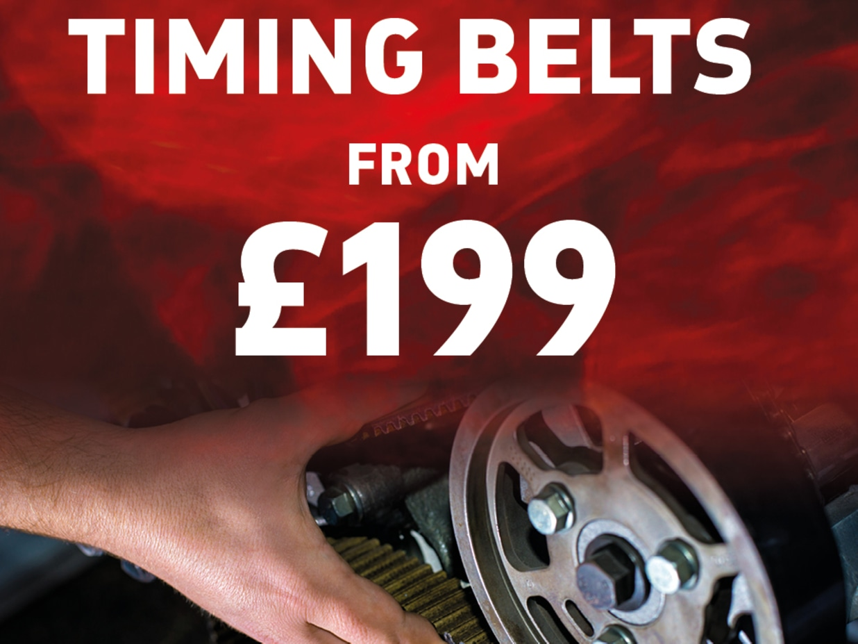 Servicing And Parts Offers Charles Hurst Vauxhall Jeep Engine Timing Belt Failure Belts From 199