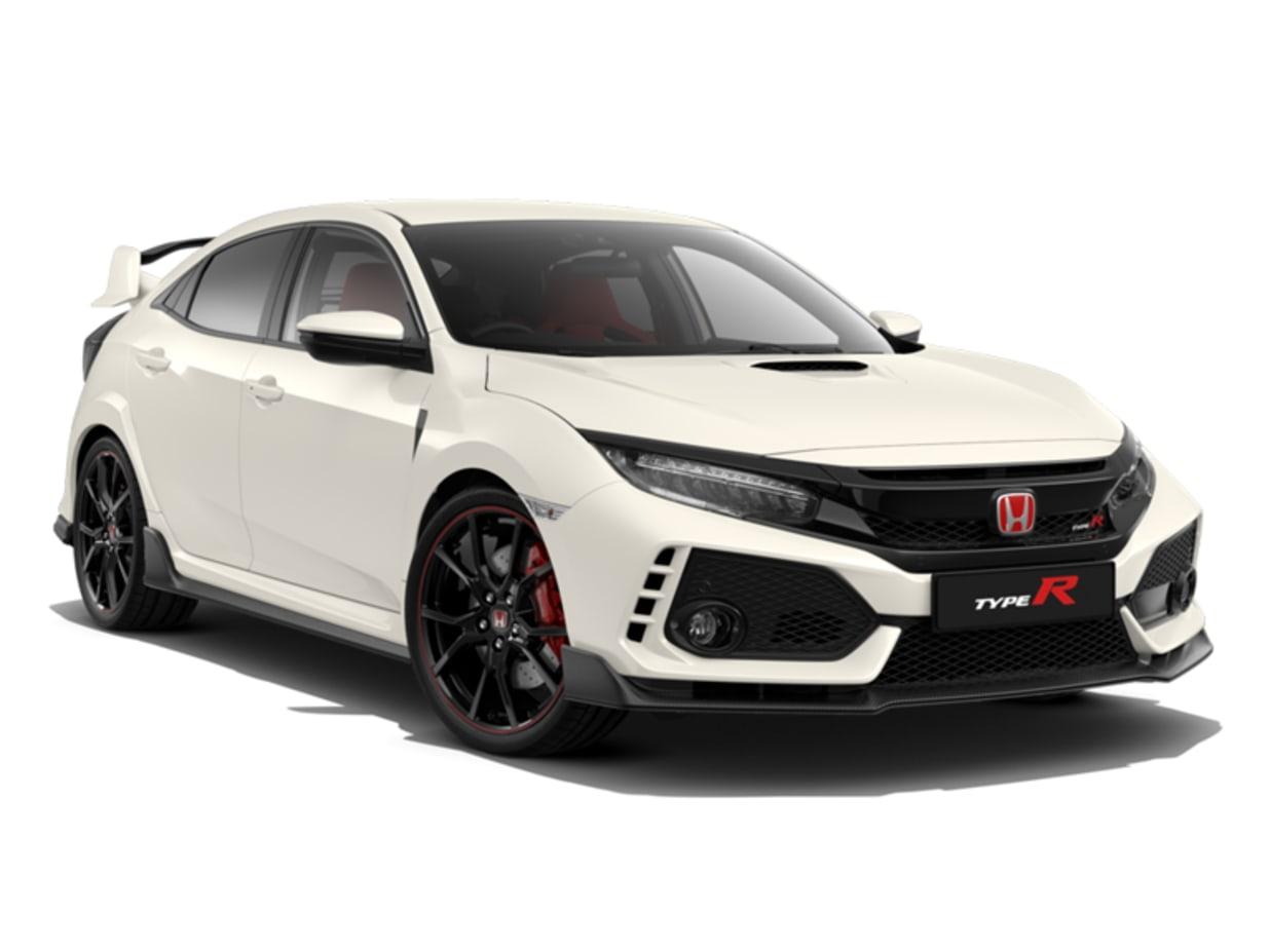 All New Honda Civic Type R