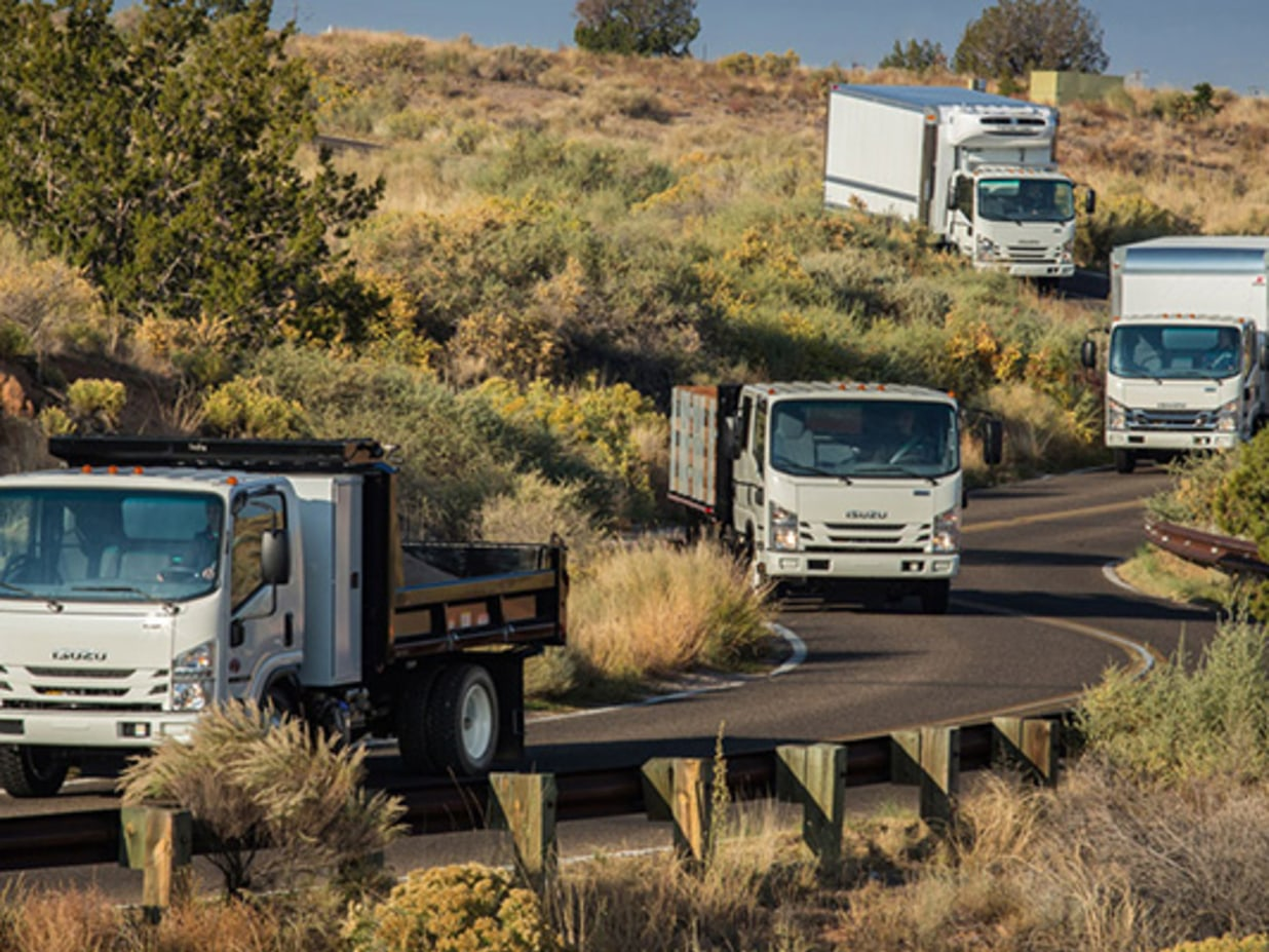 New Isuzu Cars South Africa Truck Centre 4he1 Engine Diagram Trucks