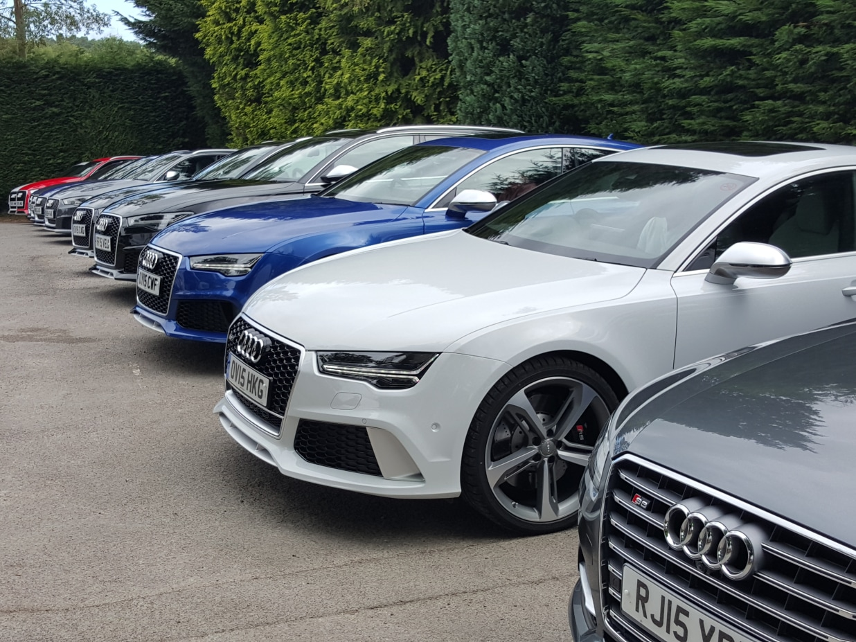 Audi Business Lease Deals Contract Hire Offers - Audi personal car leasing deals
