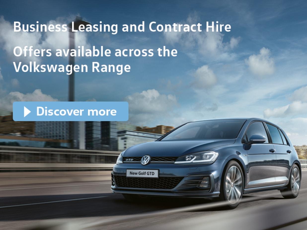 Volkswagen Business Car Leasing Contract Hire Lookers