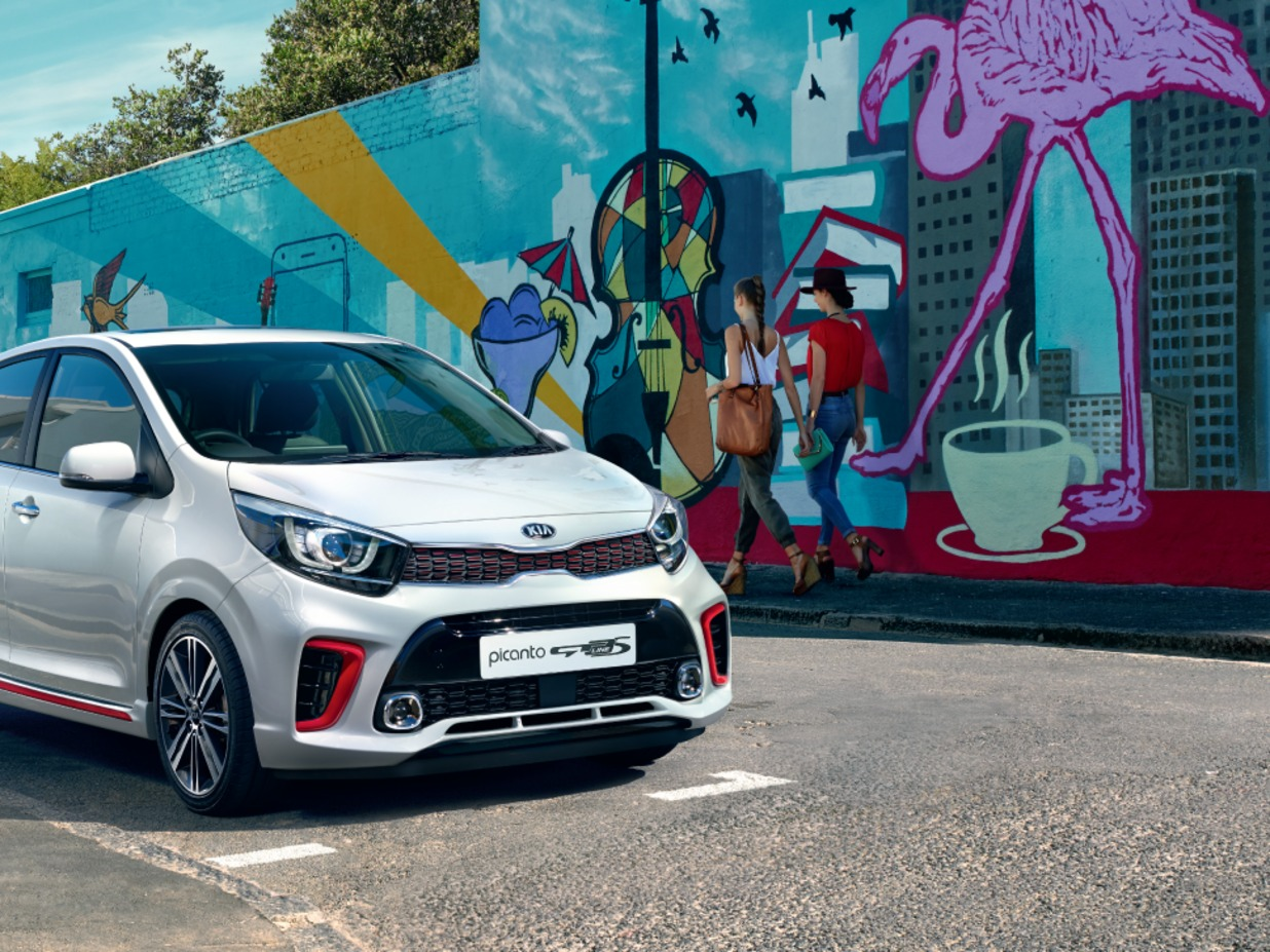Kia Picanto With Up To £750 Towards Your Finance Deposit. 4.9% APR Find Out  More