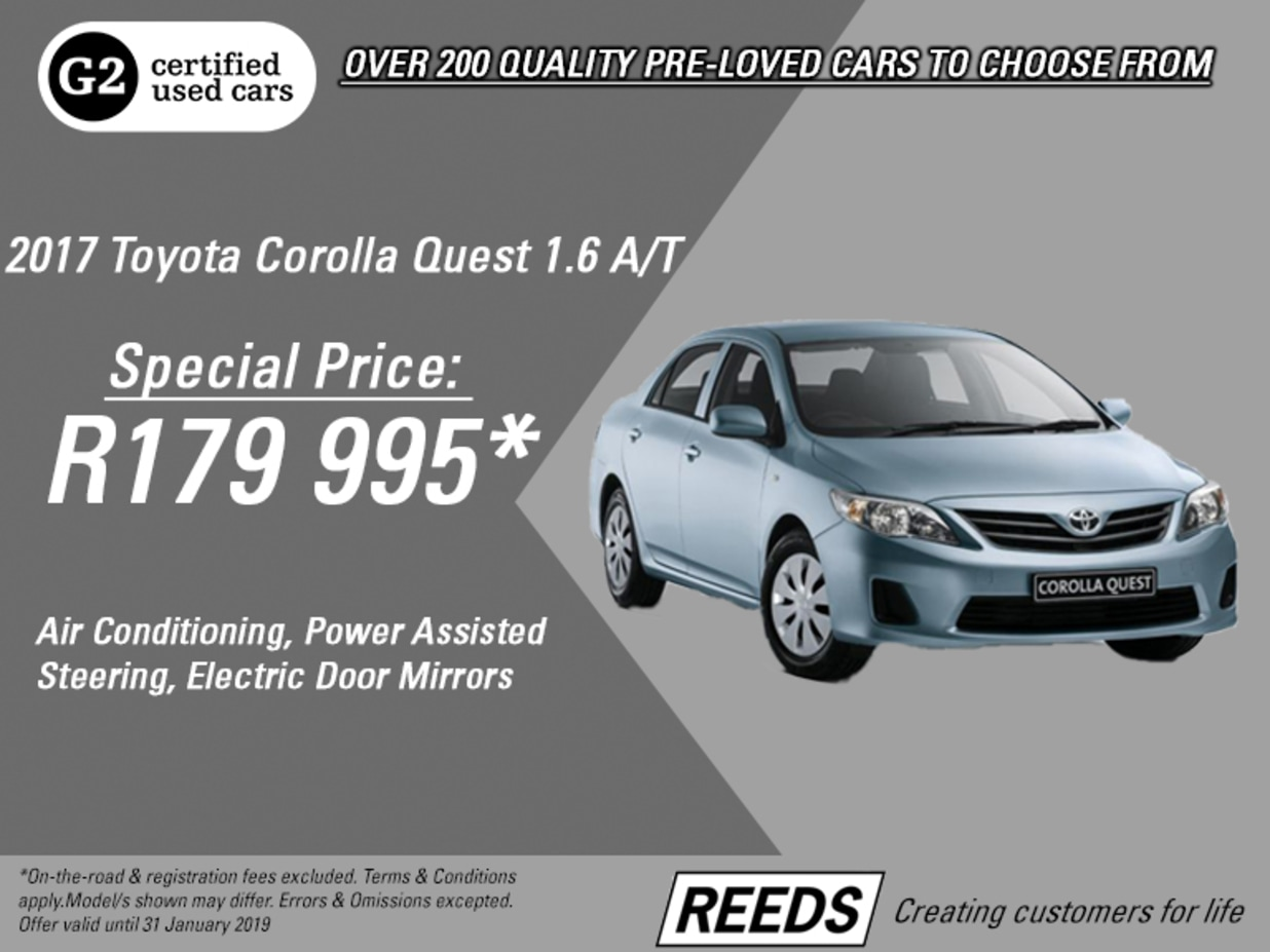 Used Cars For Sale Online Reeds Motor Group