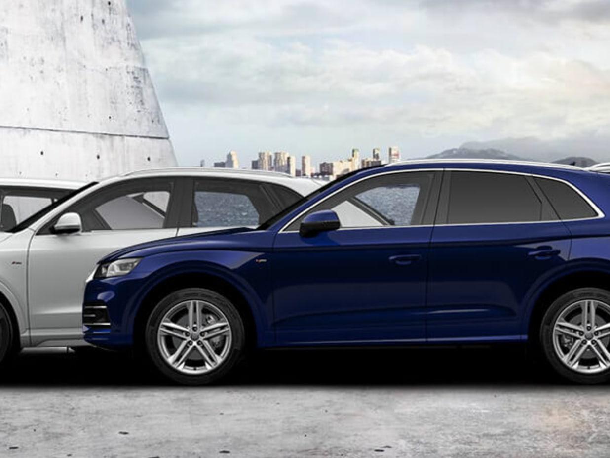 The Audi Q Range Marshall Audi - Audi q