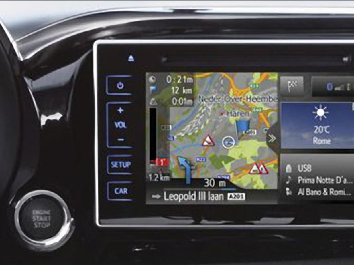 toyota touch 2 with go
