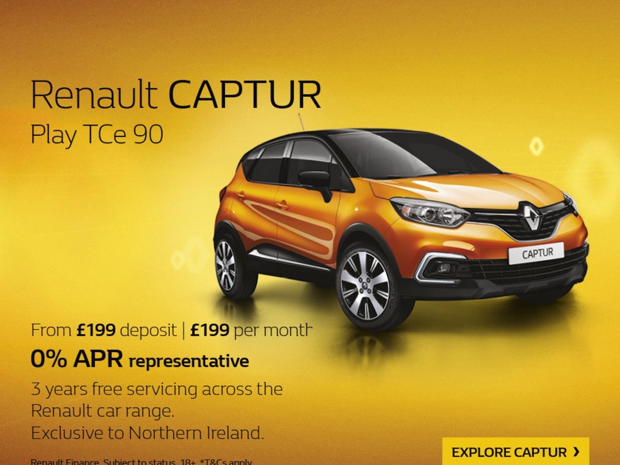 Best car finance options ireland