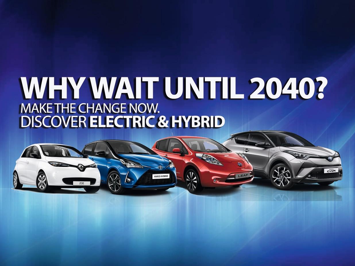New Used Hybrid Electric Cars Ni Electric Hybrid Vans