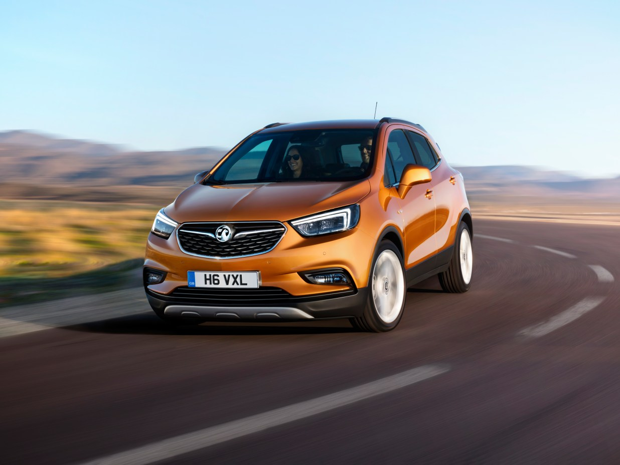 Vauxhall Mokka X From 35105 Per Month On Personal Contract Small Cars