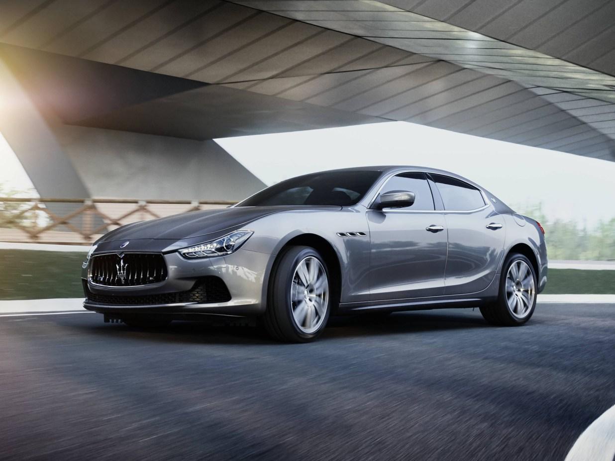 New Maserati Cars Maidstone Motorline Maserati