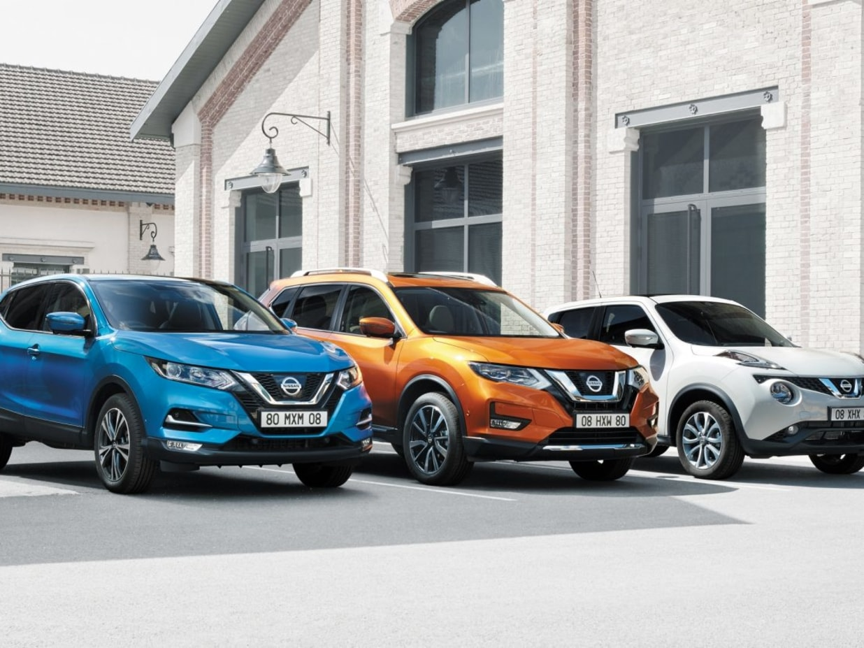 New Nissan Cars For Sale Nissan Dealer Glyn Hopkin Nissan
