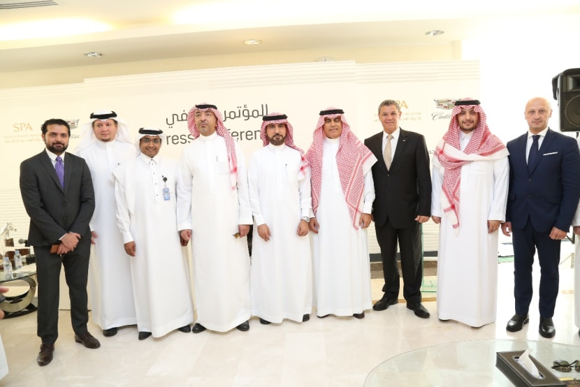كاديلاك الناقل الرسمي لضيوف طيران السعودية الخاص | كاديلاك