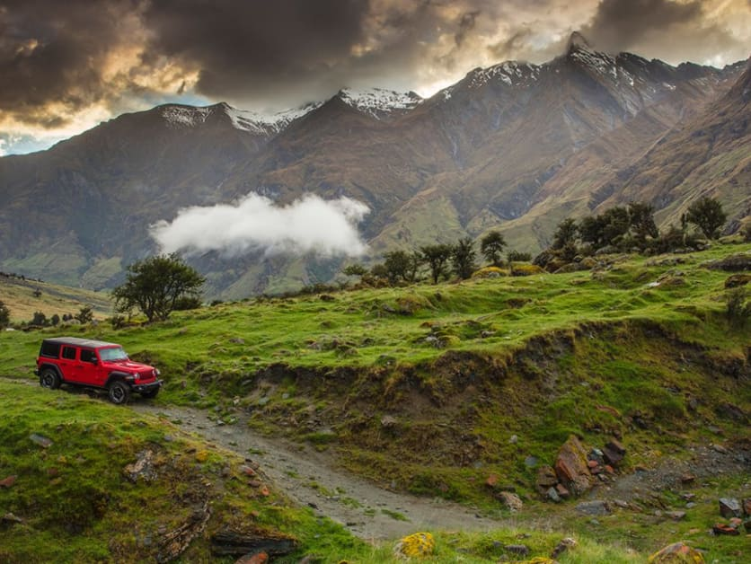All-New Jeep Wrangler | Johnsons Jeep