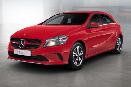 New mercedez benz a class sytner mercedes benz for Mercedes benz excess mileage charges