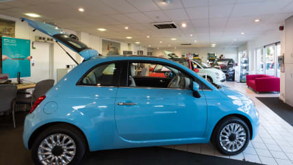 New Used Fiat Dealer In Buckhurst Hill Glyn Hopkin - Fiat dealers in london