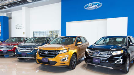 Ford Edge Launch
