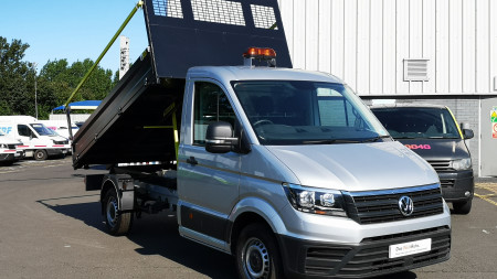 Used Crafter DP68 LNG