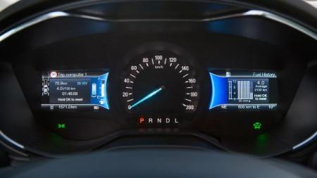 New Mondeo Hybrid