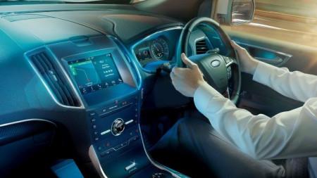 New Ford Edge SYNC 3