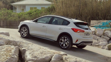 All-New Focus Active Driving Experience